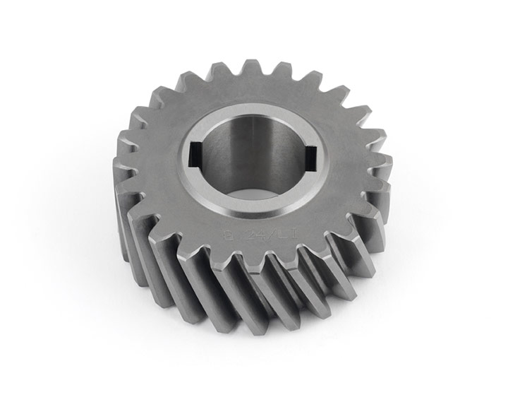 Broached gears