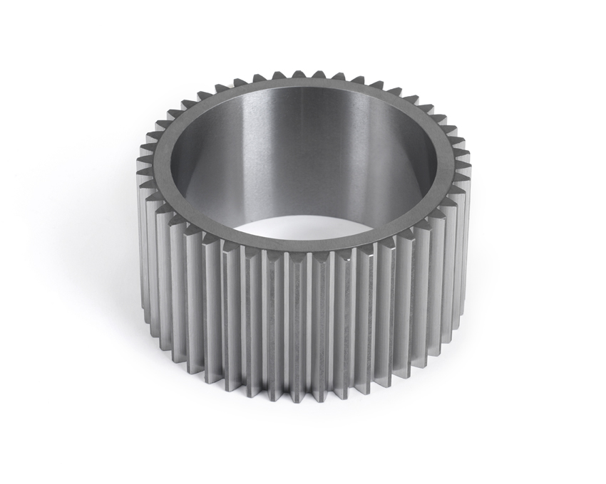 Cylindrical spur gears and helical gears