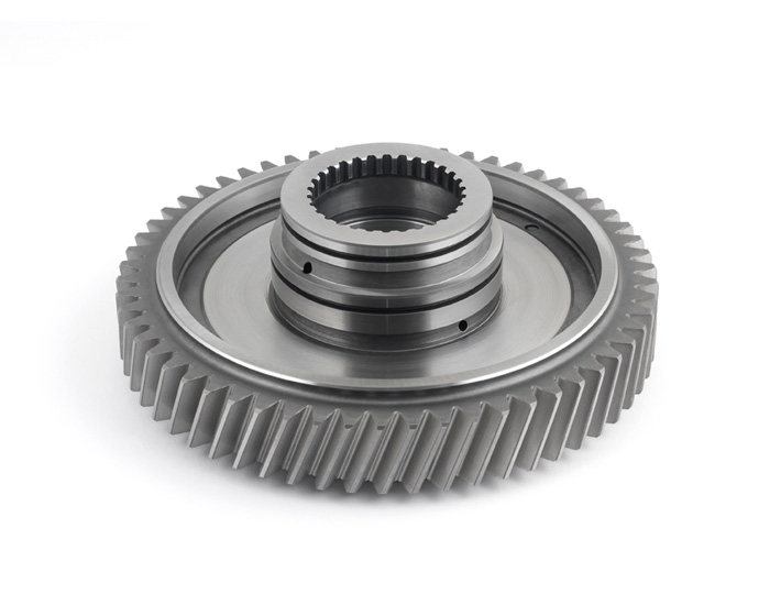 Internal spur gears with cutter finish
