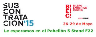 Feria de Subcontratación de Bilbao